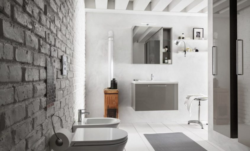 5 soluzioni facili per arredare un bagno cieco - Idrotecnica ...