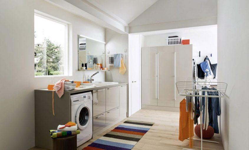 Idee Per Arredare Il Bagno : Come organizzare la lavanderia idee per arredare e tenere in
